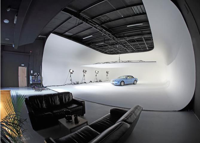 Car Photography Studio Hire