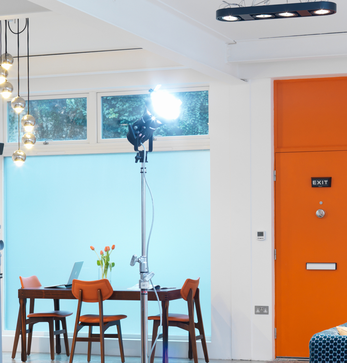 Photo Studio Hire: Brockley Studio, London SE (SE4 2FN)